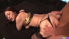 Hot Sensational Japanese milf trio Thumb