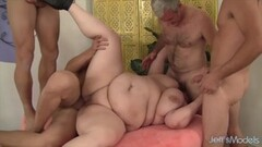Hubby long films interracial creampie (part 2) Thumb