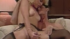 Retro couple enjoy hard fuck Thumb