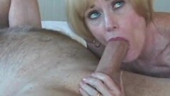 Cute Amateur granny Plays With Huge Cock From Horny Step Son Thumb