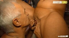 Frisky Deutsche Housewife Cheat With Neighbour Thumb