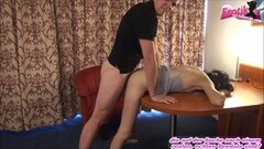 Margaux and Jeannie pussy shaving Thumb