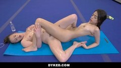 Bukkake Deep Throat, Anal and Sperm! Thumb