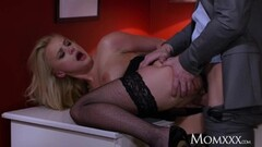 Naughty Polish blonde Elizabeth Romanova handcuffed Thumb