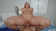 Blonde Services Room Full Of Guys Thumb
