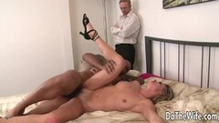 Amateur girl Abby blow job and cream pie Thumb