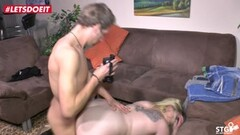 Chubby Babe Gets Fucked Hard On Sex Tape Thumb