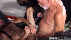 Hot redhead drives a distance for black food and drink pt 2/3 Thumb
