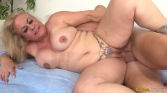 Vintage anal sex with milf in stockings Thumb