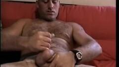 Blonde Pornstar extreme dildo in spandex Thumb