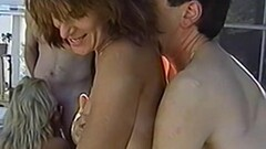 Sexy young hooker fucked in horny threesome Thumb