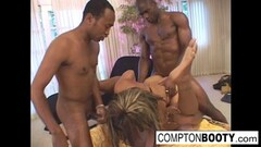 Perverse blonde makes awesome blowjobs Thumb