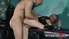 Hot stripper rides dick in the vip Thumb