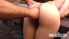 Bride sucks husbands cock Thumb