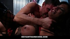 DeviantHardcore - Naughty Latina MilF Dominated Thumb