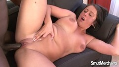 Clean white girl Voktoria Brau big black fuckpole Thumb