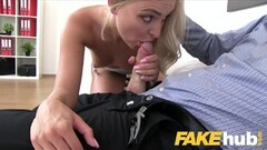 Hot blonde model loves being fucked Thumb