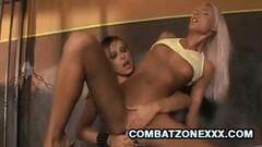 Dana and Eve Jordan Lesbian JailBirds Thumb