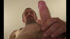 Taking a huge 3d cock Thumb