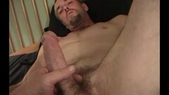 Mature Amateur Scott Wanking Off Thumb