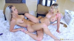 Pussy loving beauties Marsha May and Brooke Paige Thumb