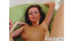 Pretty girl gets naked in her kitchen - Venality Productions Thumb