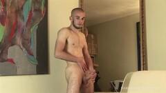 Wanking Straight Boy Honza Janota Thumb