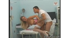 Luscious nurse fucked by doctor Thumb