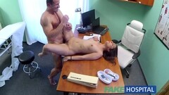 Hot Spanish patient gets creampied Thumb