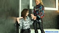 Rachel Travers & Jemstone Lesbo Fun Thumb