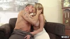 Hot lesbian scene in the sauna - Horizon Entertainment Thumb