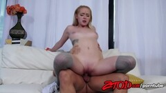 small skank getting fucked doggie style Thumb