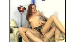Eufrat Masturbates Her Pussy in the Kitchen Thumb