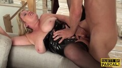 Addison Rose Has Miniature Slit Wrecked With Monster Cock Thumb