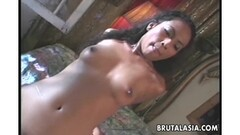 Thin Euro Babe Fucked - DBM Video Thumb