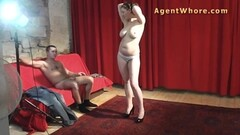 Blondie Gets Fucked in the Private Room - Rosetti-GBP Thumb