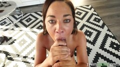 She loves younger sausage - CzechSuperStars Thumb