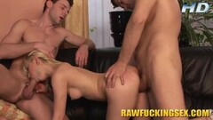 Alluring latin, Deborah, gets her sweet pussy and ass licked Thumb