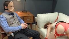 Hotty slut dildoing Thumb
