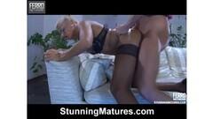 Swedish blonde masturbate Thumb