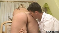 Husband Watches Greedy Wife Offering Ass To Stranger Thumb