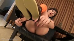 Coco tits get creamed Thumb