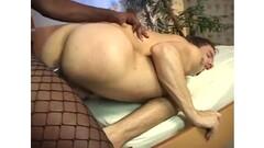 Hot Teen Rubbing Huge Cock Thumb