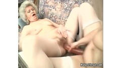 Redhead in bdsm pussy and anal fucked Thumb