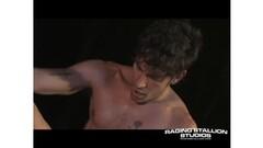 Spying ebony teen fucks and sucks a naked friends cock Thumb