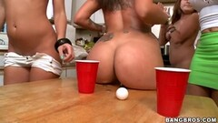 drunk wife likes to suck male stripper dick Thumb