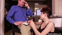 Sexy Double Sucking my Bible Studies Teacher SeeMomSuck Thumb