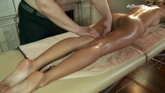 Frisky Oily Virgin Teen Massage of Masha Roofkina Thumb