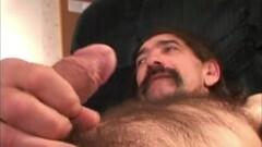 Naughty Amateur Herman Jerking Off Thumb
