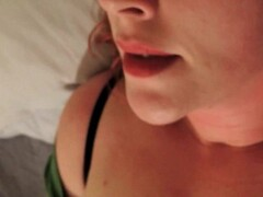 Based on true story, how the sexy blonde find out her big black cock fetish Thumb